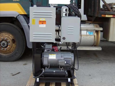 Generator Packages Ransome Equipment Sales