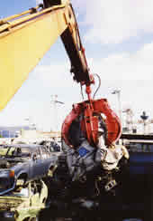 YM300 grapple