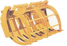 Loader Stacking Rake II