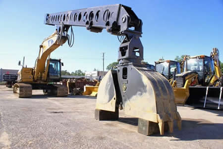 Telescoping Booms Ransome Equipment Sales
